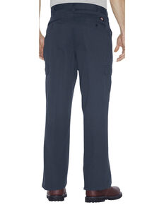 Dickies Loose Fit Cotton Cargo Pants - Big & Tall, Navy, hi-res