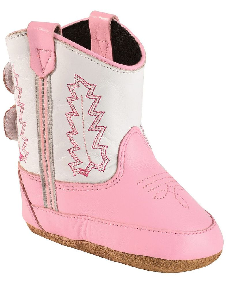 Old West Infant Girls' Pink Poppets, Pink, hi-res