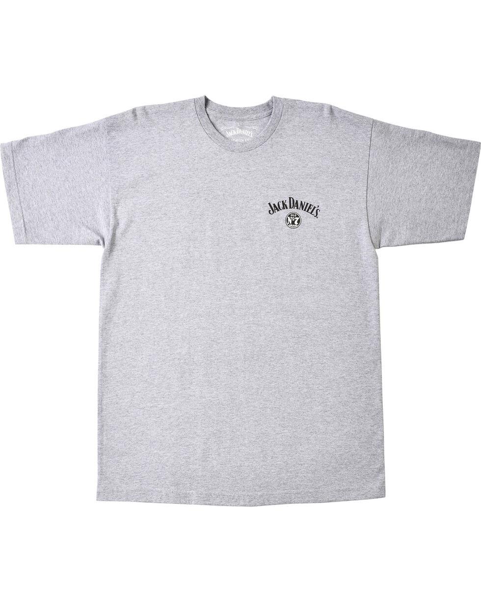 Jack Daniel's Men's Old No.7 Graphic Tee, Grey, hi-res