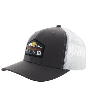 Bex Men's Legend Baseball Cap, Grey, hi-res