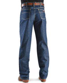 Cinch WRX Men's White Label Flame Resistant Jeans, Denim, hi-res