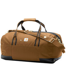 "Carhartt Legacy 23"" Gear Bag, Brown, hi-res"