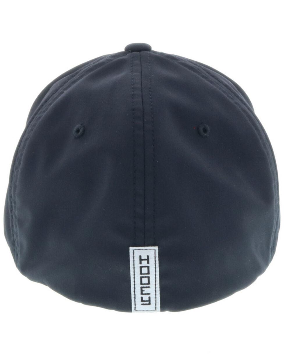 HOOey Men's Solo III Baseball Cap, Black, hi-res