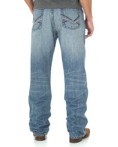 Wrangler 20X Men's No. 33 Relaxed Straight Leg, Blue, hi-res