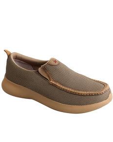 Twisted X Men's EVA12R Casual Shoes - Moc Toe, Olive, hi-res