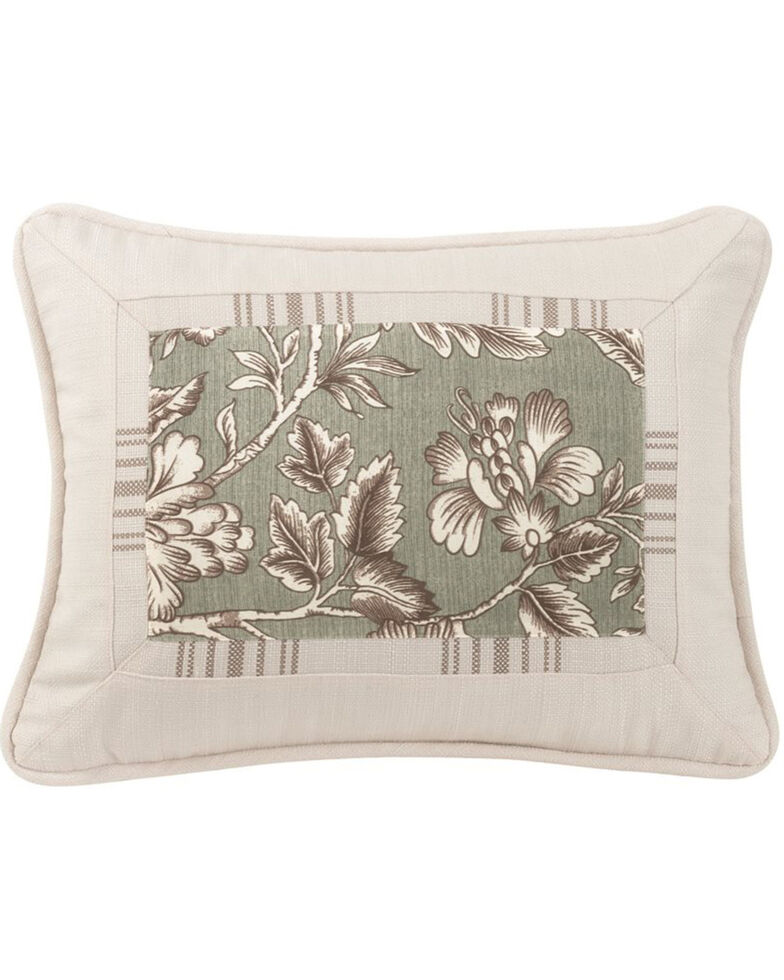 HiEnd Accents Gramercy Oblong Pillow, Multi, hi-res