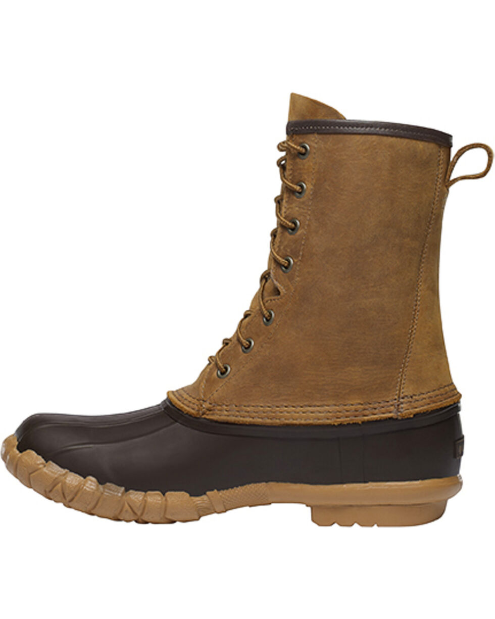 LaCrosse Men's Uplander II Pac Boots, Brown, hi-res
