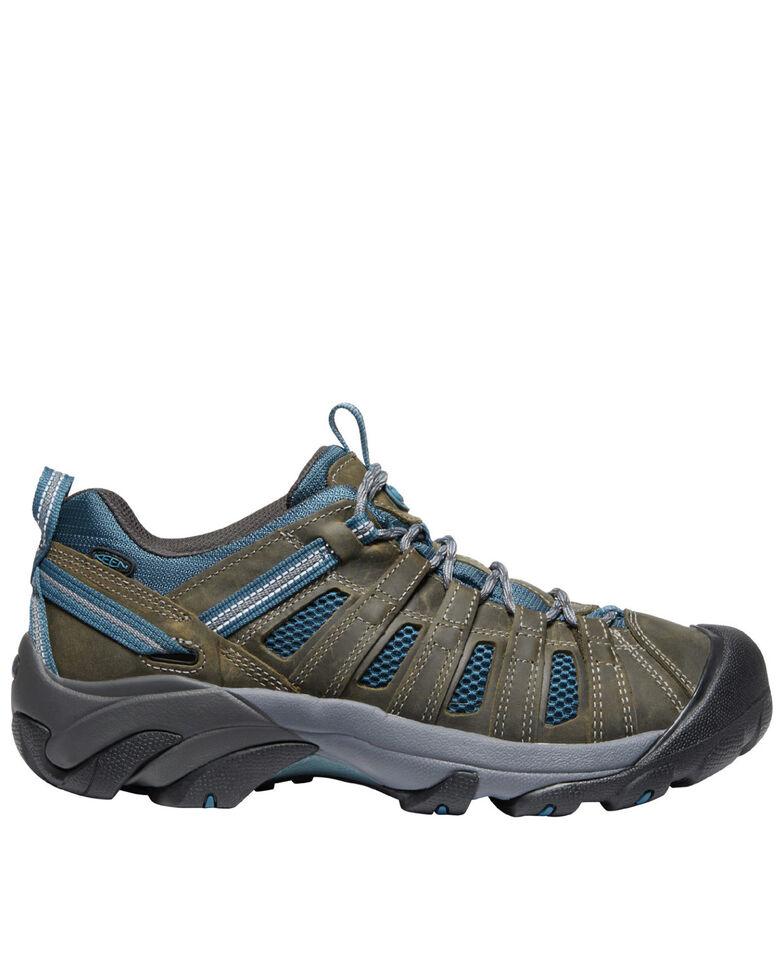 Keen Men's Voyageur Waterproof Hiking Boots - Soft Toe, Brown, hi-res