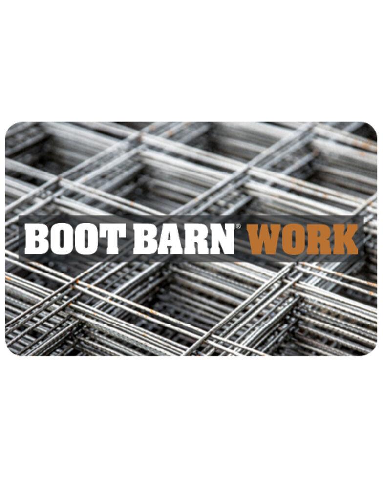 Boot Barn® Work Grind Gift Card, No Color, hi-res