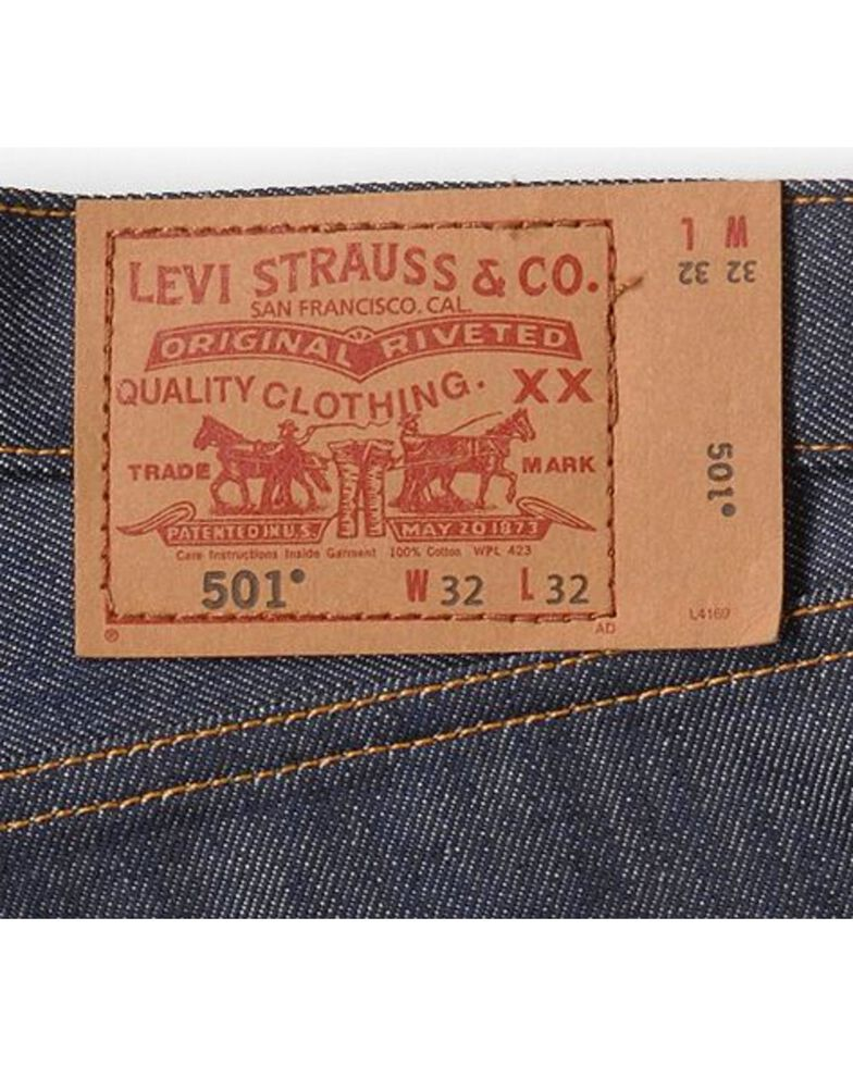 Levis 501 Jeans Original Shrink To Fit Boot Barn