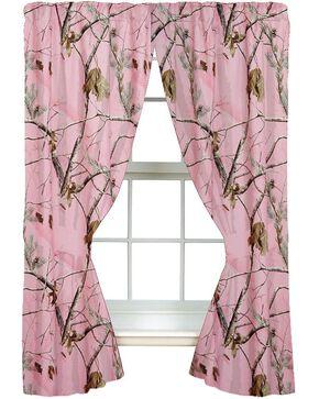 Realtree AP Pink Rod Pocket Curtains , Pink, hi-res