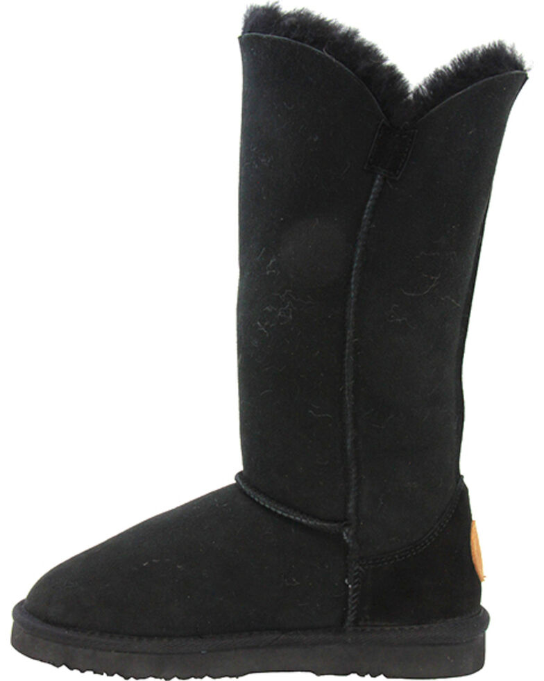 "Lamo Footwear Women's Liberty 12"" Boots , Black, hi-res"