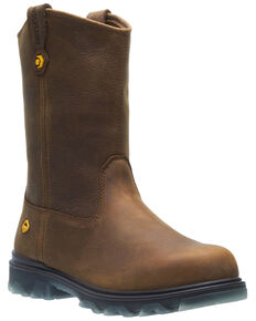 Wolverine Men's I-90 EPX Carbonmax Wellington Boots - Composite Toe, Brown, hi-res