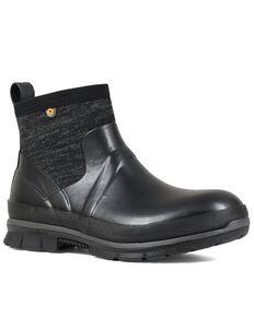 Bogs Women's Crandal Low Winter Boots - Round Toe, Black, hi-res