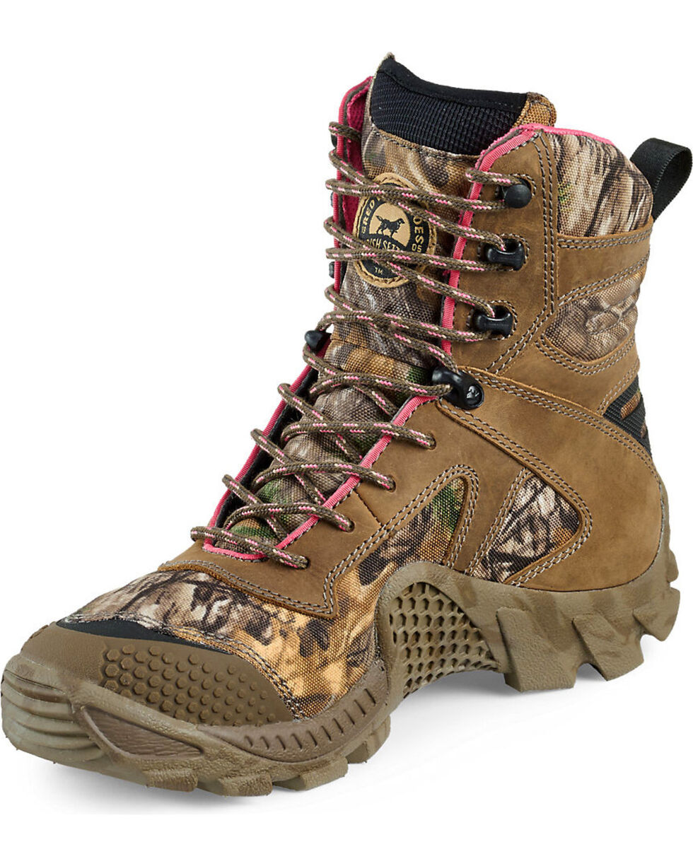 Irish Setter by Red Wing Shoes Women's Vaprtrek Realtree Xtra Waterproof Boots , Camouflage, hi-res