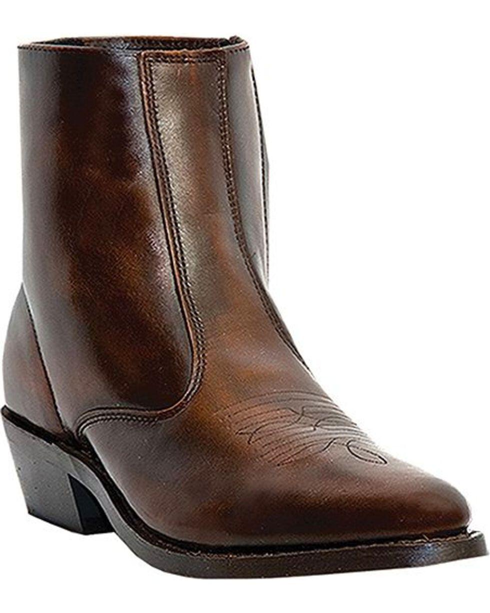Laredo Men's Long Haul Western  Boots, Brown, hi-res