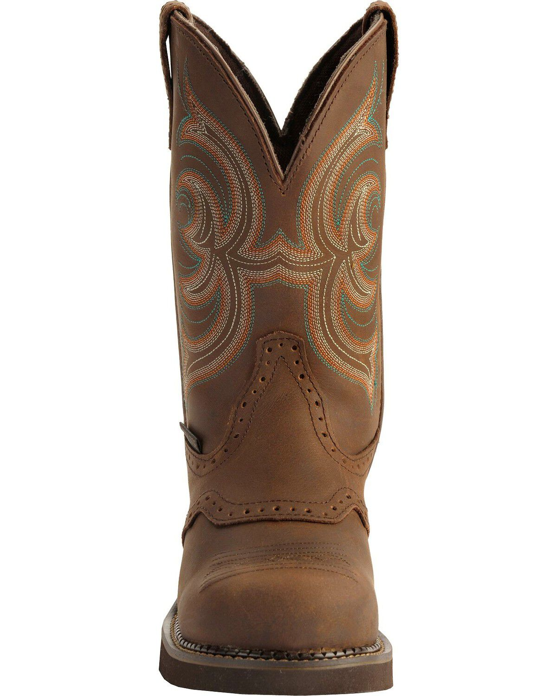 Waterproof Steel Toe Work Boots   Boot Barn