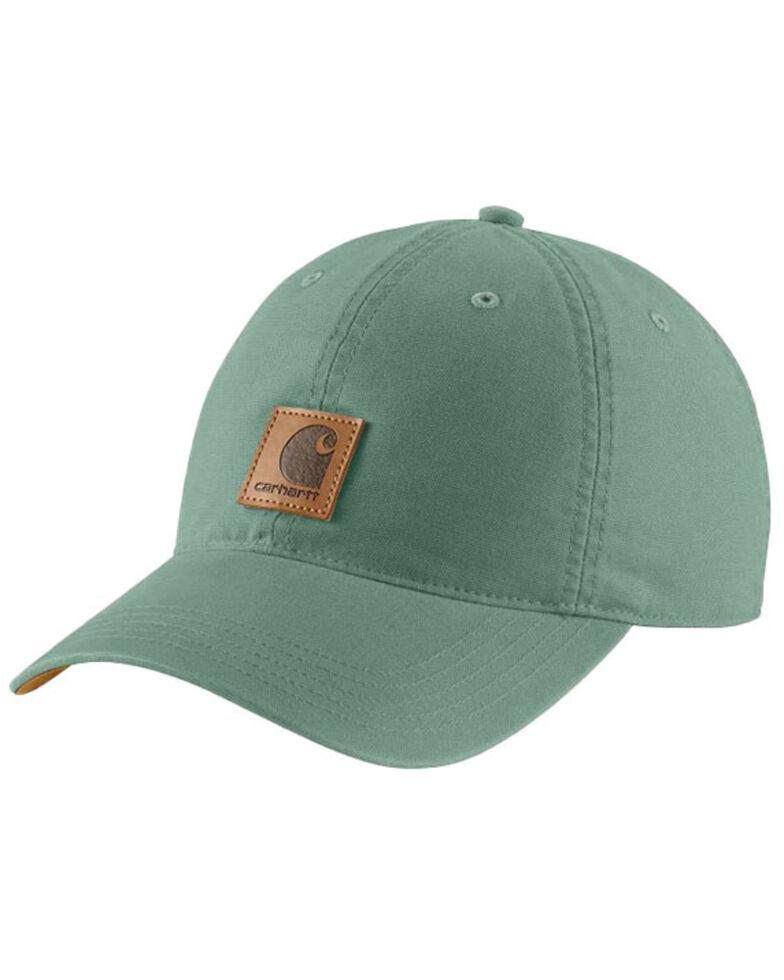Carhartt Women's Green Odessa Ball Cap , Light Green, hi-res
