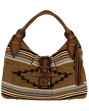 STS Ranchwear Women's Serape Slouch Bag, No Color, hi-res