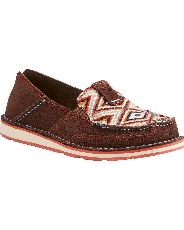 Aztec Cruiser Shoes - Moc Toe   Boot Barn