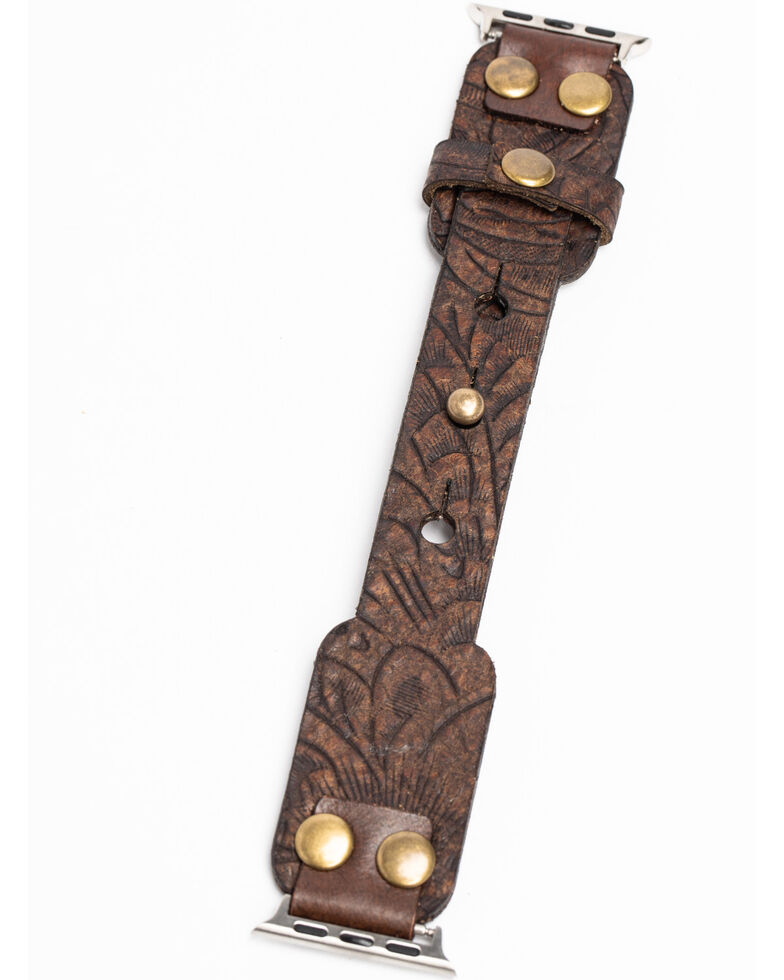 Keep It Gypsy Women's Dark Brown Smartwatch Band, Brown, hi-res