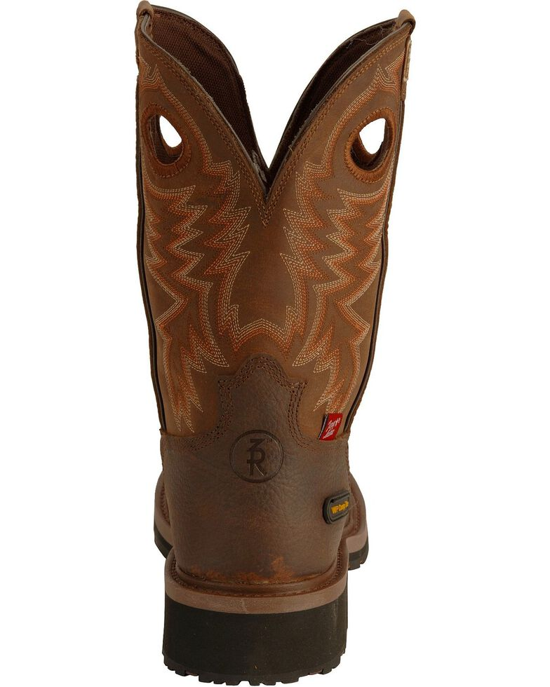 1ab2797d5e0 Tony Lama Men's 3R Composition Toe Western Work Boots