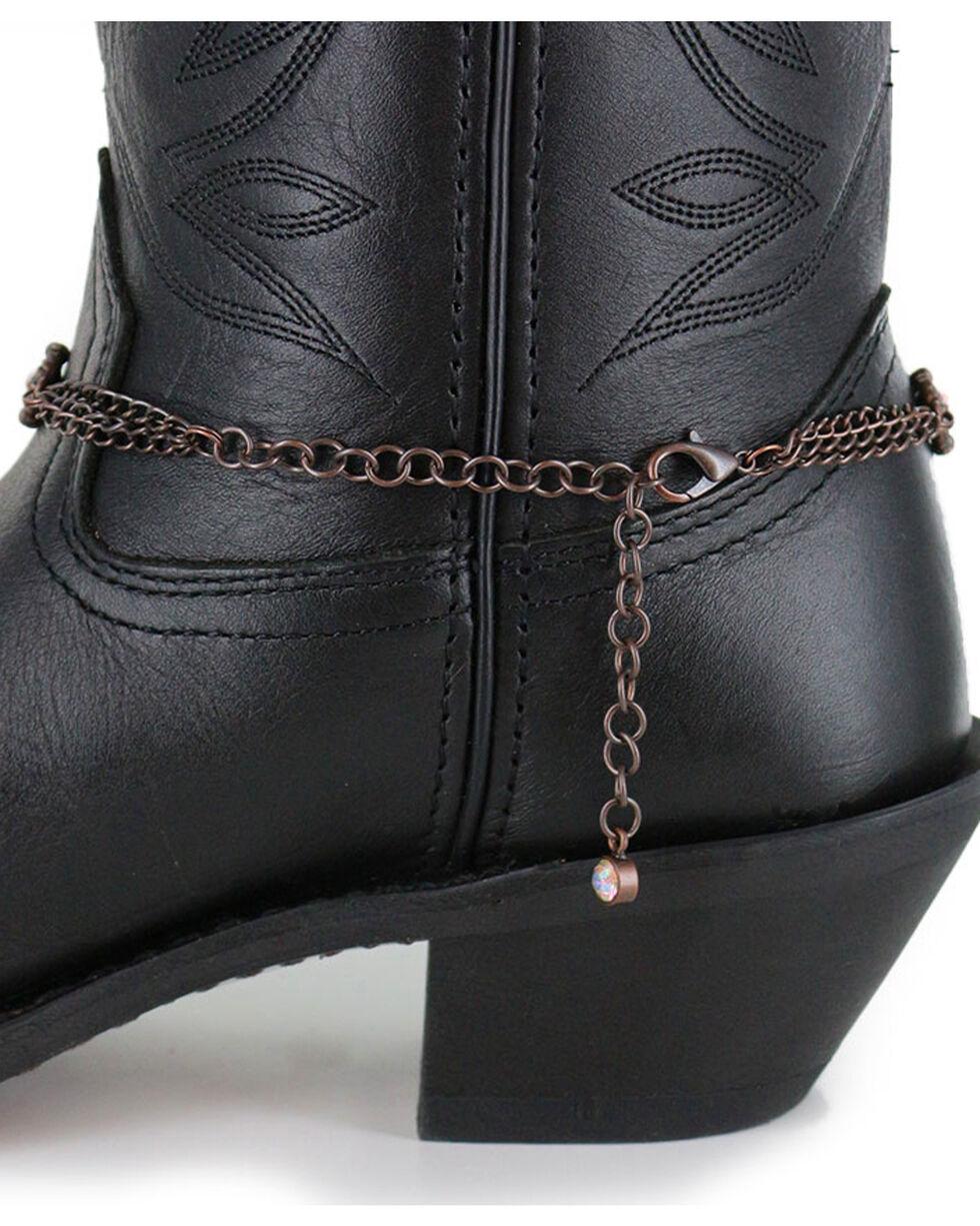 Shyanne Women's Dream Catcher Boot Bracelet, Brown, hi-res