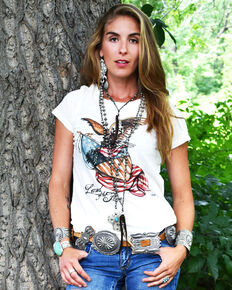 9c138e83d84ab All Women s Shirts - Tasha PolizziAngie - Boot Barn