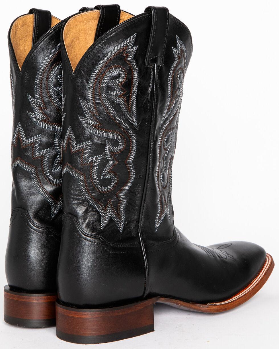 Cody James® Men's Square Toe Stockman Boots, Black, hi-res