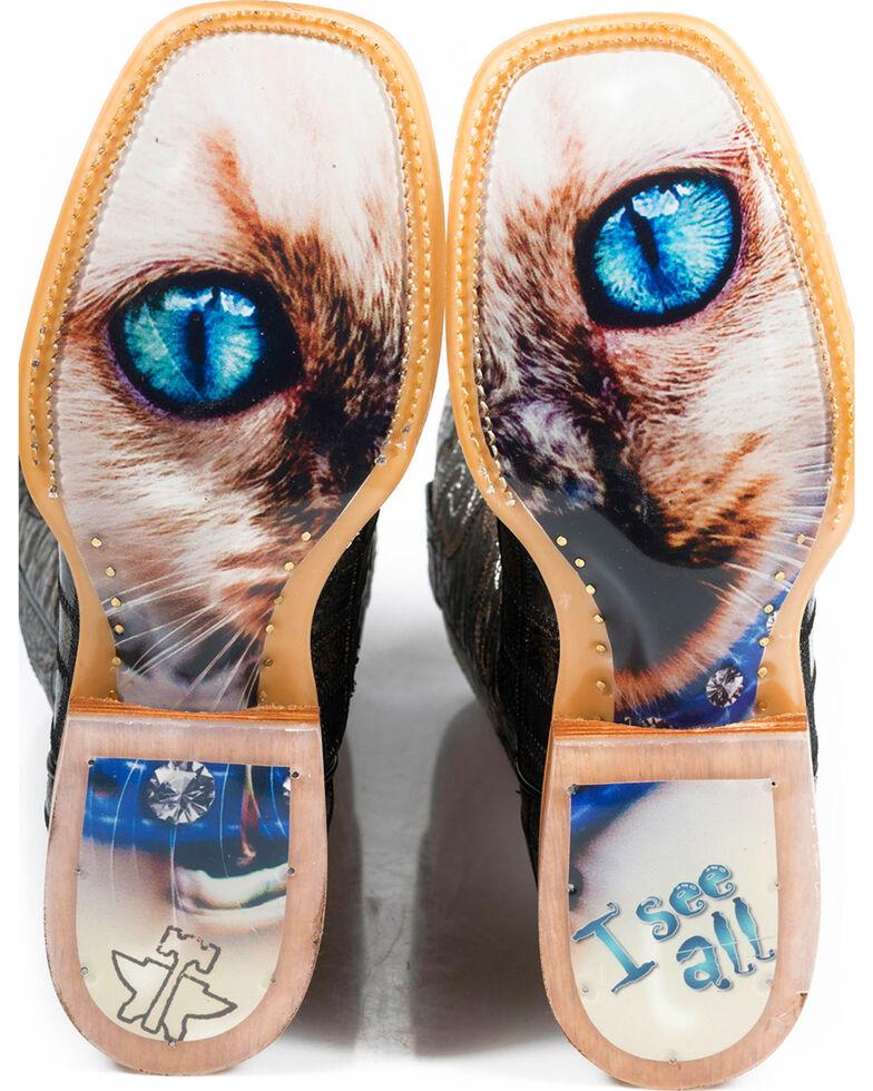0cb645c46c0 Tin Haul Women's Meow Western Boots