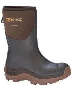 Dryshod Haymaker Women's Farm Boots, Brown, hi-res