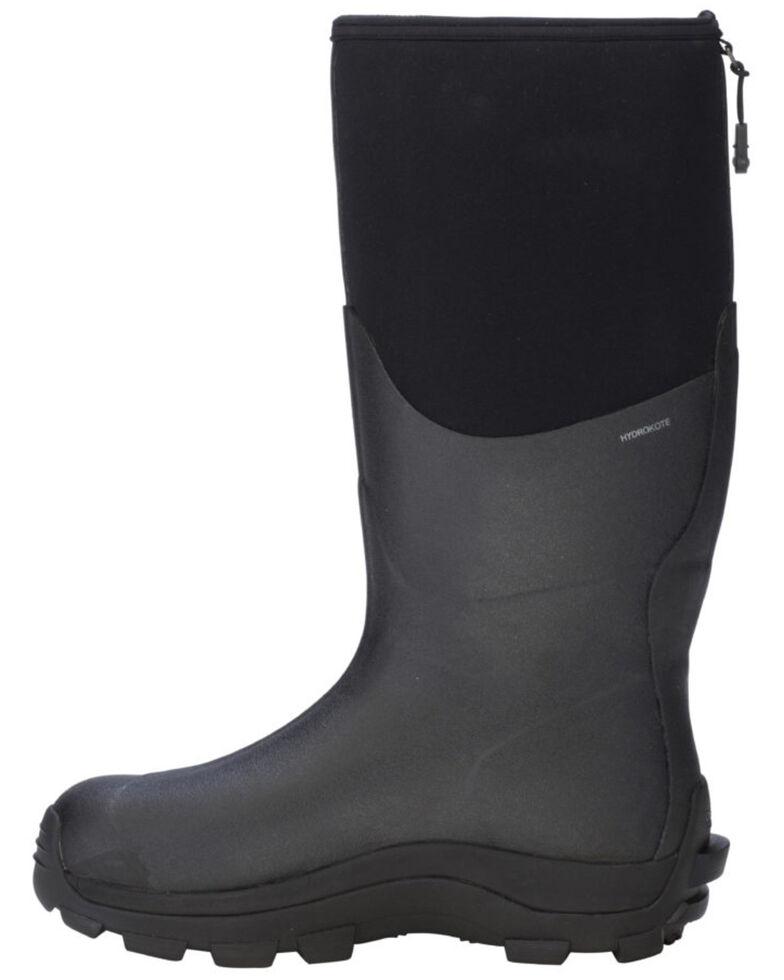 Dryshod Men's Arctic Storm Winter Work Boots, Black, hi-res