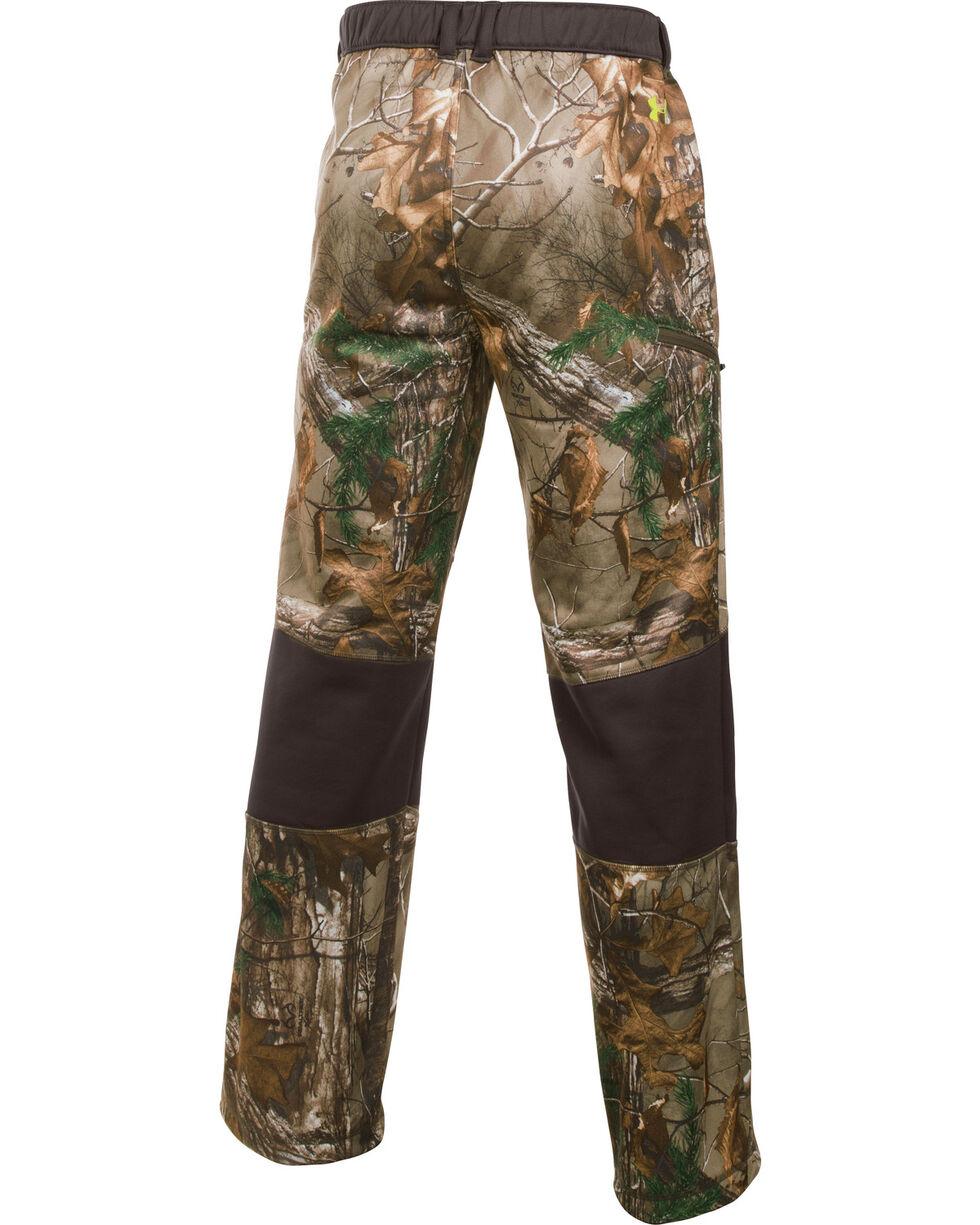 Under Armour Men's Scent Control Armour Fleece Pants, Camouflage, hi-res