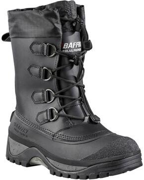 Baffin Men's Muskox Cold Weather Boots, Black, hi-res