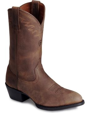 Ariat Men's Sedona Western Boots, Distressed, hi-res