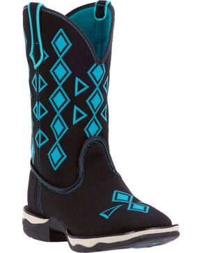 Laredo Women's Venturer Performair Western Boots, Black, hi-res