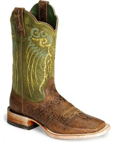 Ariat Men's Mesteno Western Boots, Clay, hi-res