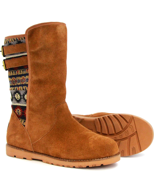 Lamo Womens Melanie Fashion Boot