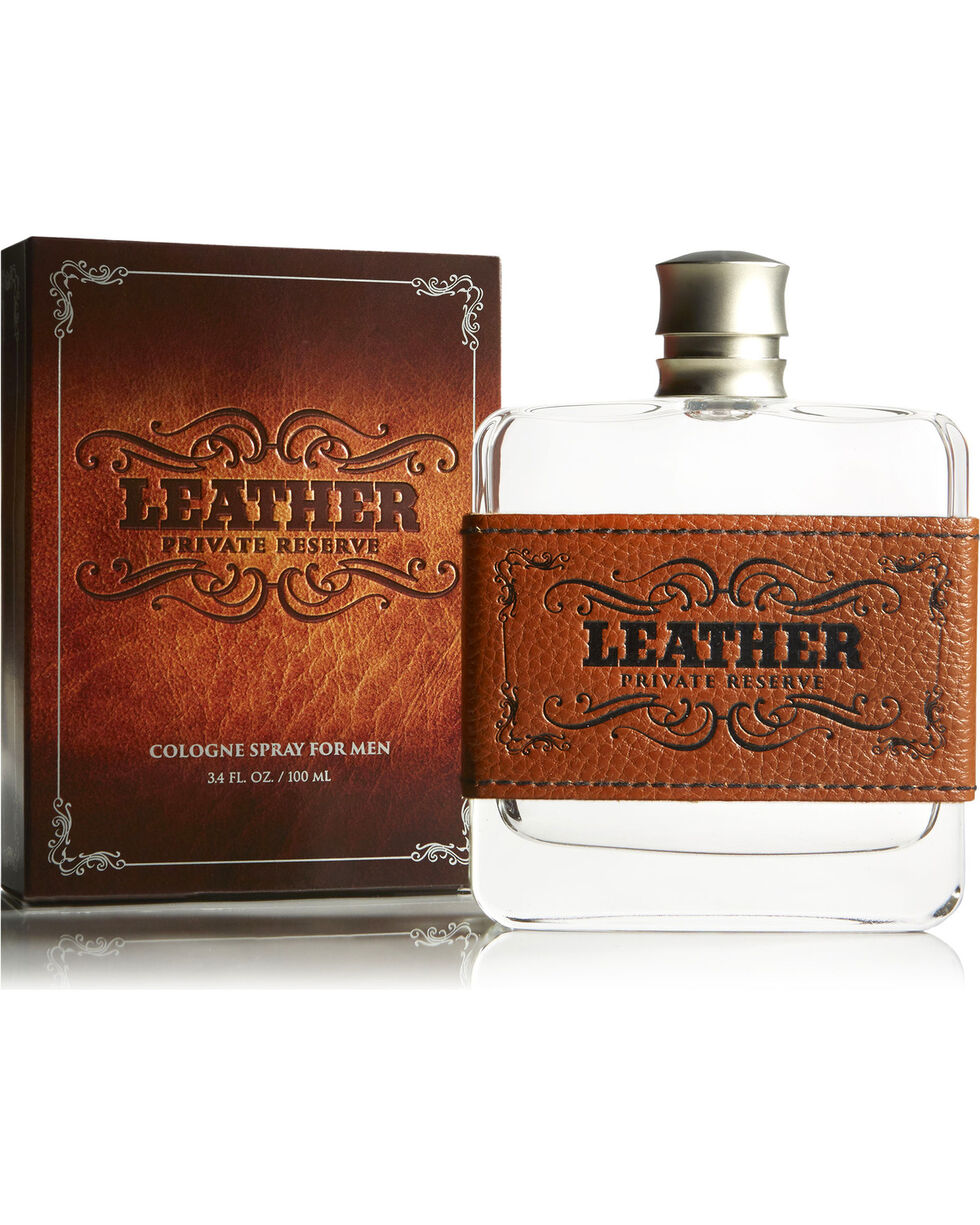 Romane Men's Leather Cologne, Assorted, hi-res