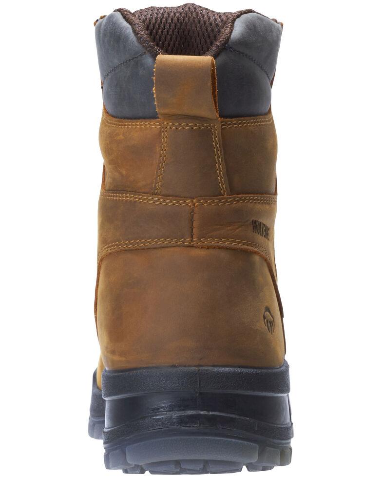 Wolverine Men's Tan Ramparts Work Boots - Soft Toe, Tan, hi-res