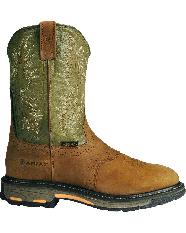 Ariat Workhog Western Work Boots