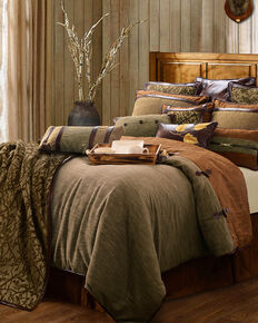 HiEnd Accents Highland Lodge 5-Piece Bed Set - Full Size, Multi, hi-res