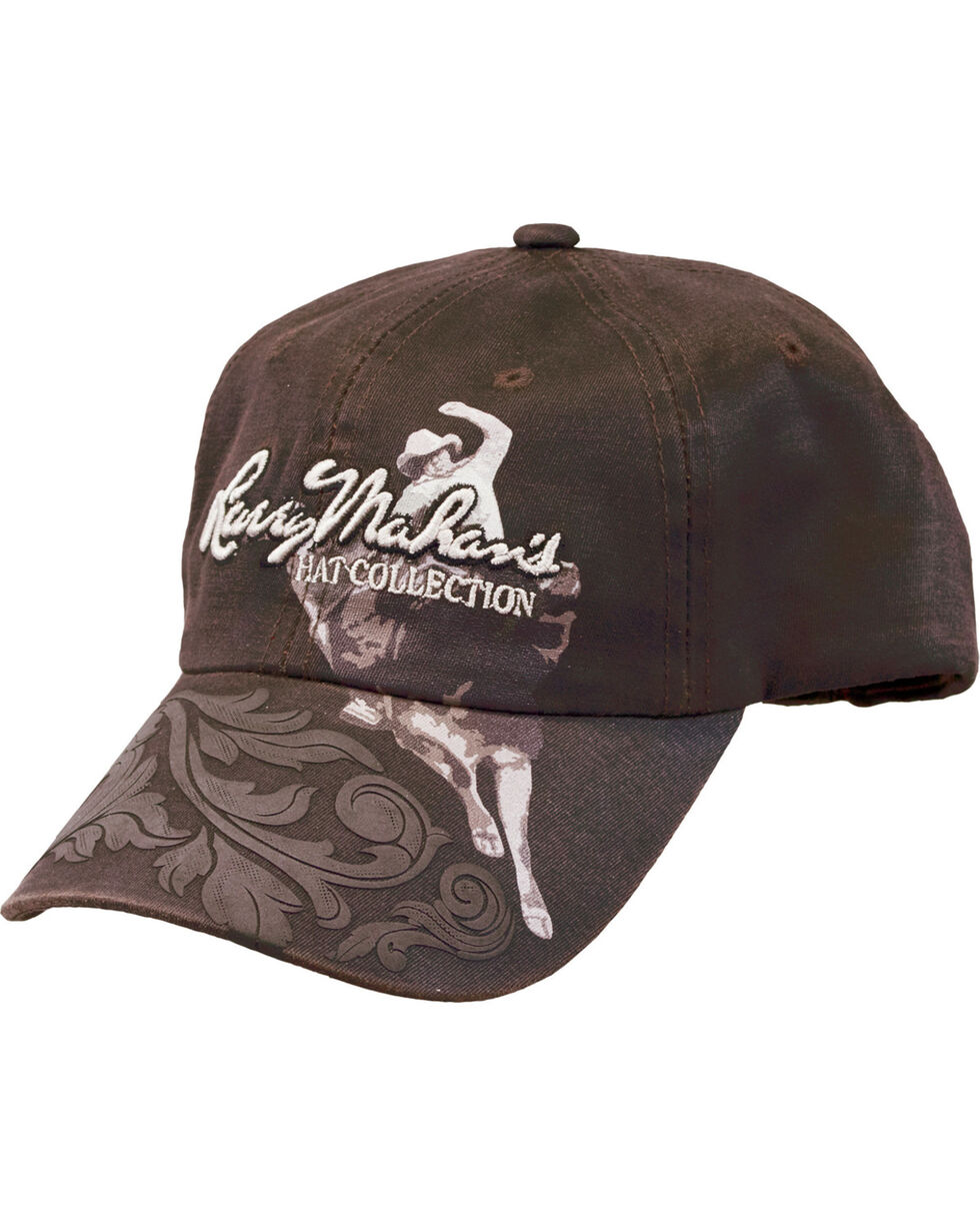 Larry Mahan Men's Champ Bull Rider Cap, , hi-res