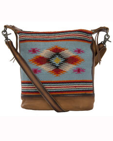 STS Ranchwear Women's Saltillo Mail Bag , Multi, hi-res
