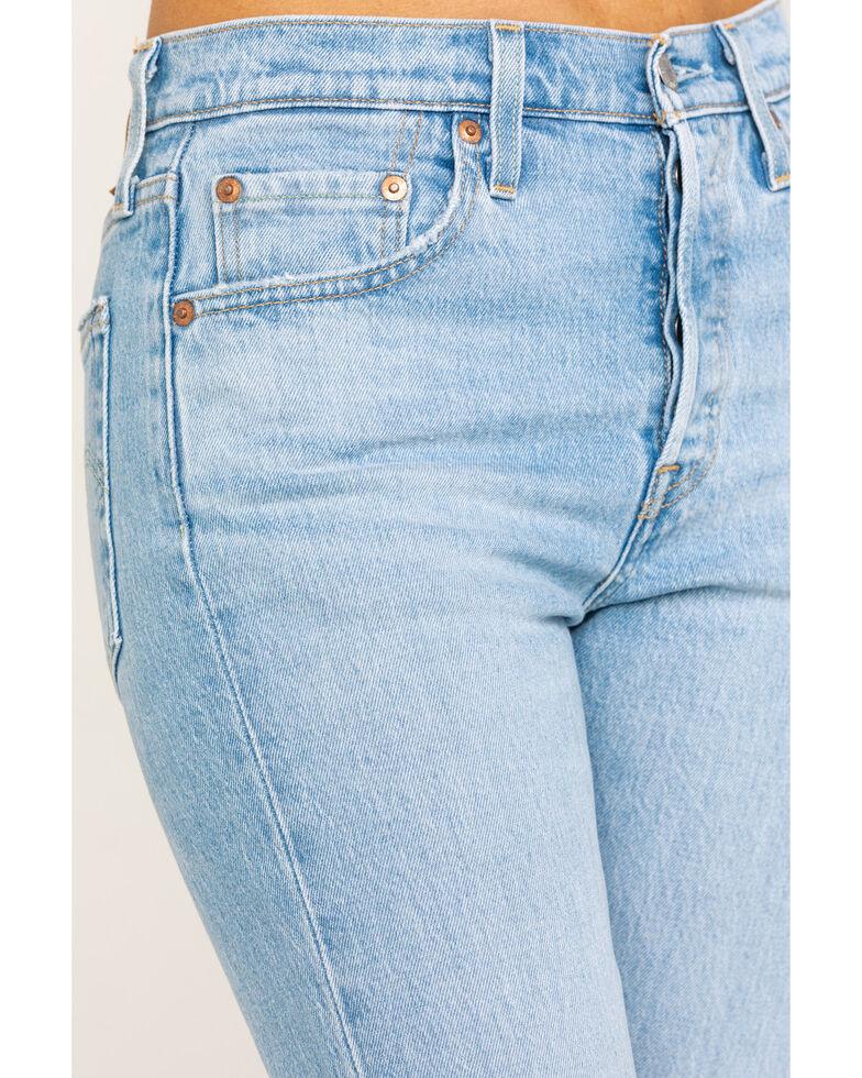 Levi's Women's 501 High Rise Tango Spice Skinny Jeans  , Blue, hi-res
