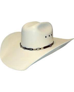 Justin Men's Ivory 10X Hilltop Cowboy Hat , Ivory, hi-res