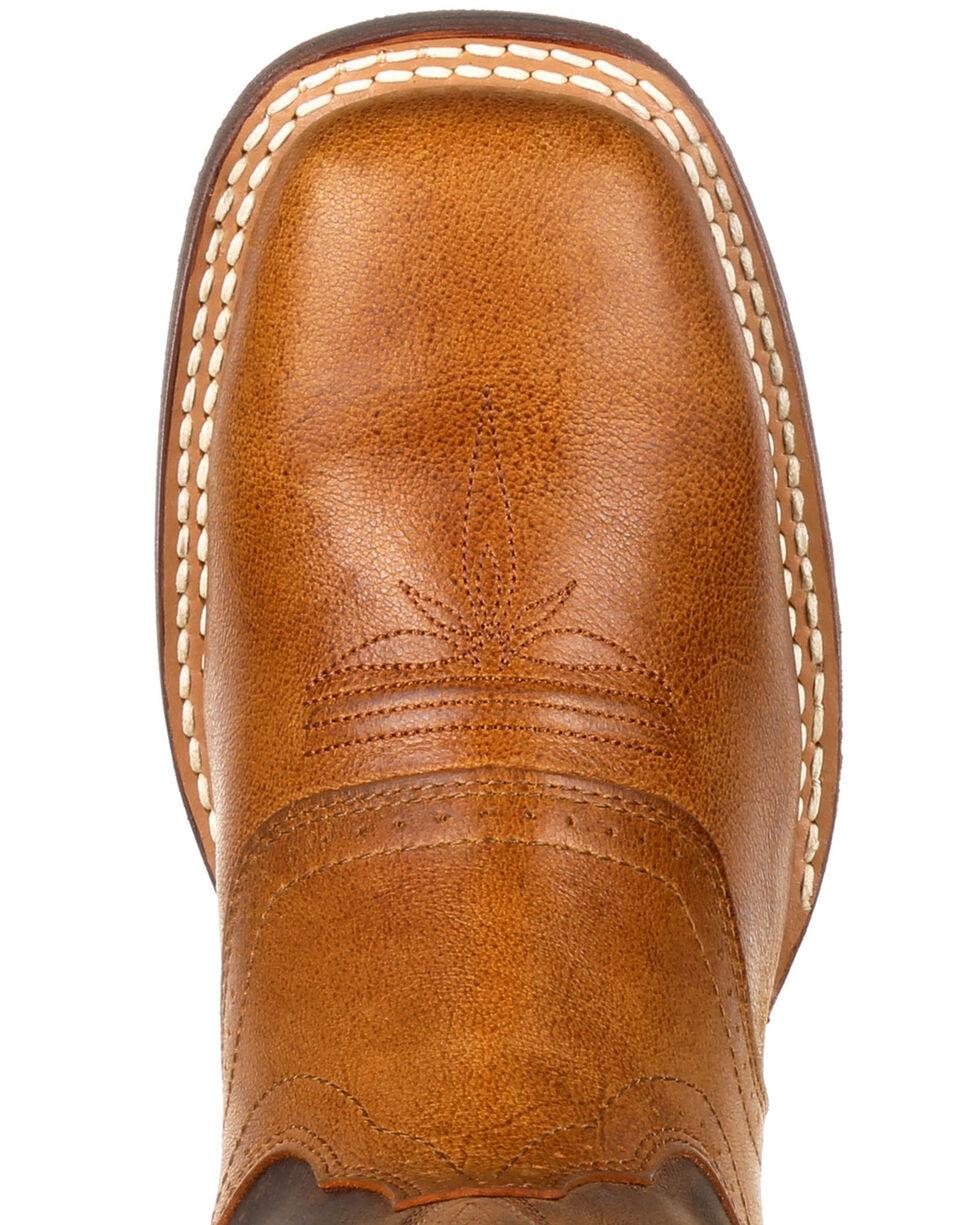 Rocky Men's Dakota Ridge Waterproof Western Boots - Square Toe, Lt Brown, hi-res