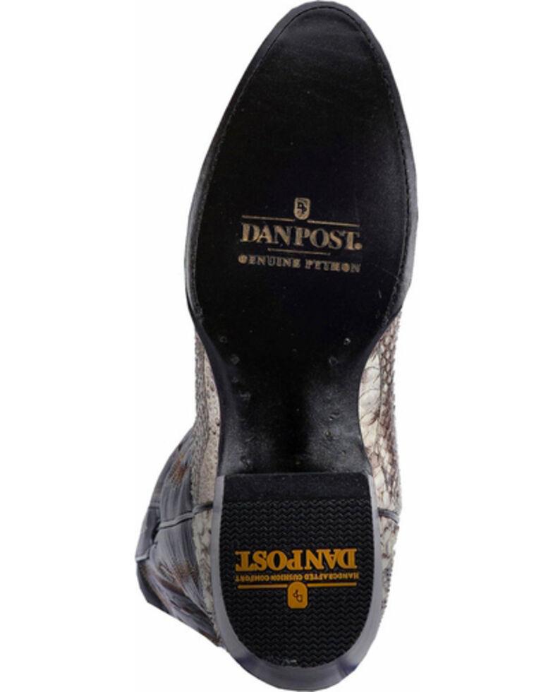 Dan Post Men's Omaha Python Western Boots, , hi-res