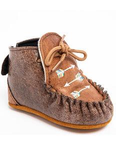 75e8b8799b Cody James Infant Boys Arrow Moc Shoes - Moc Toe, Brown, hi-res