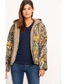Berne Women's Snow Drift Realtree Edge Jacket, Camouflage, hi-res